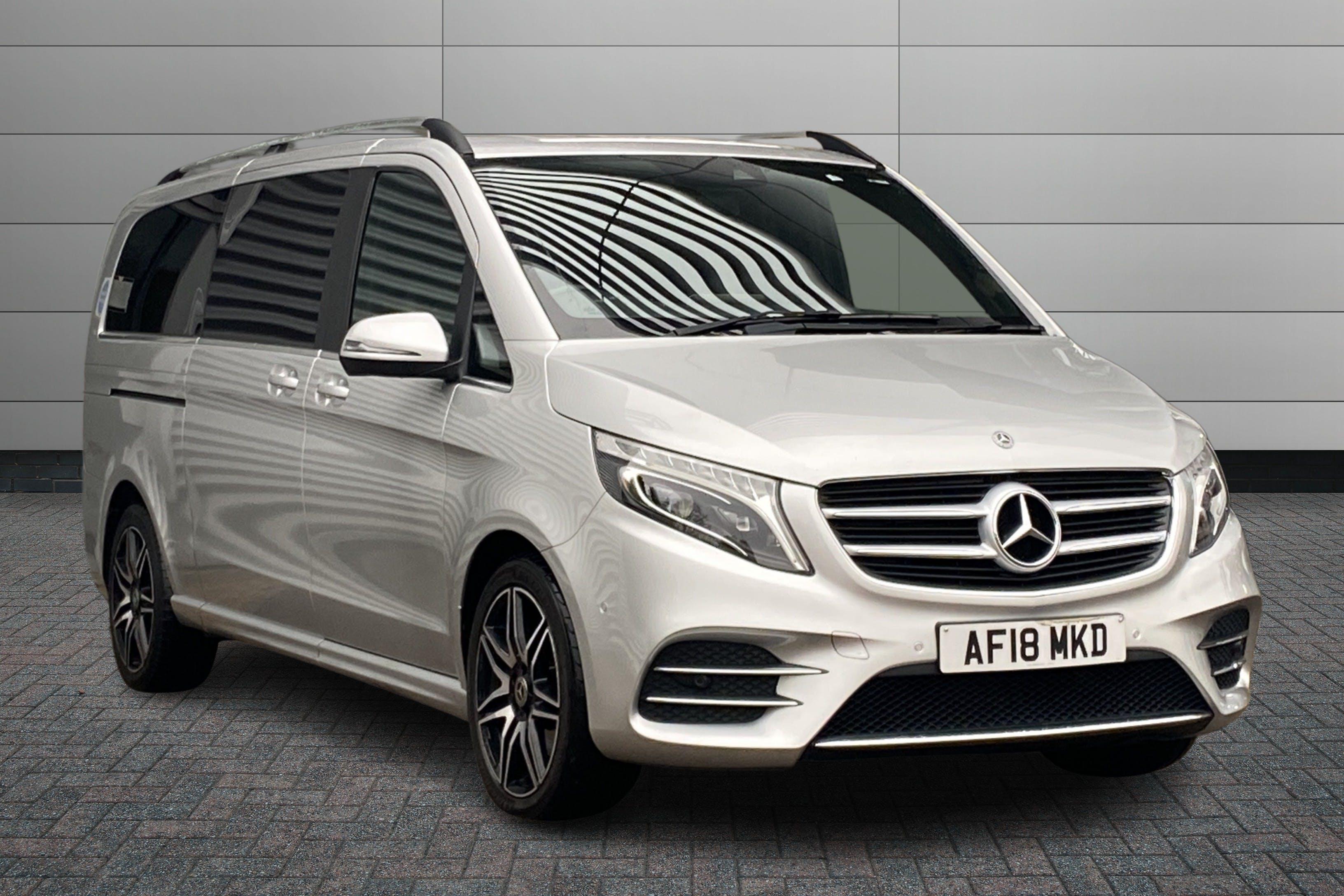 Mercedes Benz V Class V 250 D AMG Line Xl 5DR Mpv
